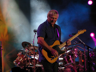 Alex Lifeson by ceedub13