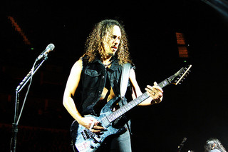 Kirk Hammett by markwainwright