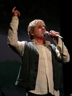 Roger Daltrey in 2008